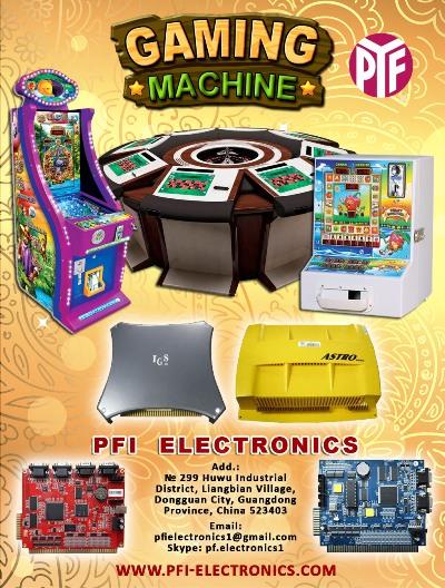 Maquinas tragamonedas y mas. enviamos a cualquier ciudad o pais. pfi electronics. exporta