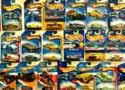 Hot Wheels Carritos Ediciones Colección
