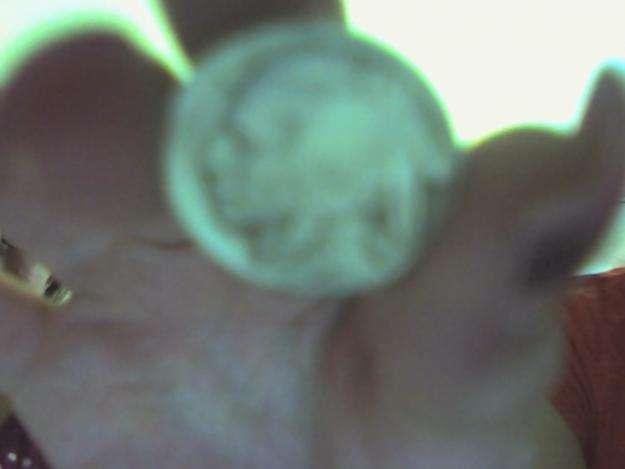 2 monedas de indios con el buffalo plata originales una es del 1929 y la otra de 1937