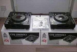 Cd dj mixer 1000mk3 la venta