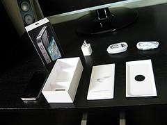 Nueva apple iphone 32 gb 4 negro / blanco negro americana de especificaciones