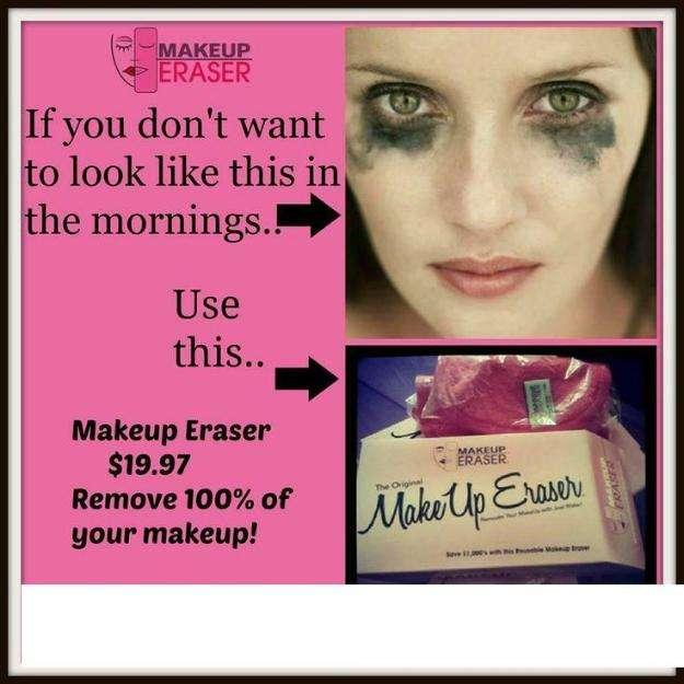 Si utilizas maquillaje debes tener el nuevo makeup eraser en tu hogar!