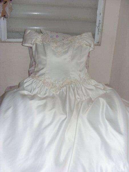 Traje de novia, davids bridal