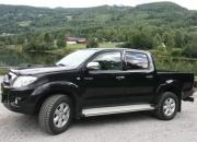 Toyota Hilux   96 kilometros, 155 kilometros  2009-modelo