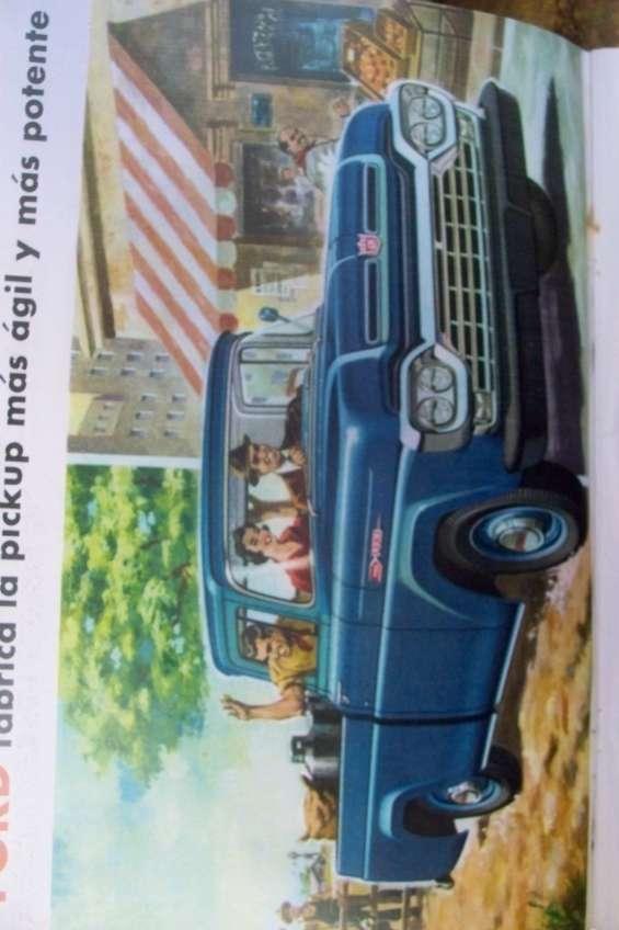 Manuales de carros antiguos * reprints by factory !