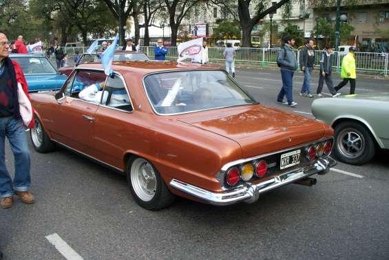 Torino ts coupe - argentina 1970