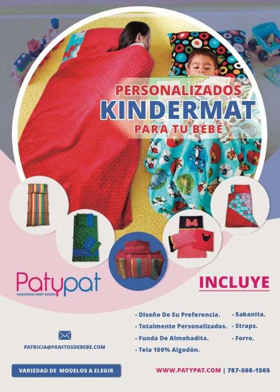 Kindermat cover personalizado
